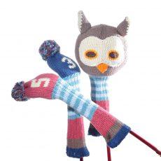 Owl Golf Club Cover