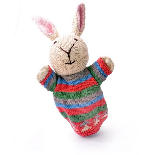 Rabbit Hand Puppet
