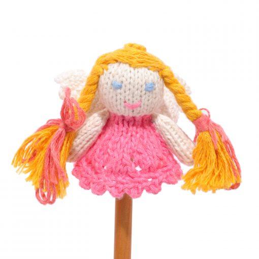 Angel Finger Puppet