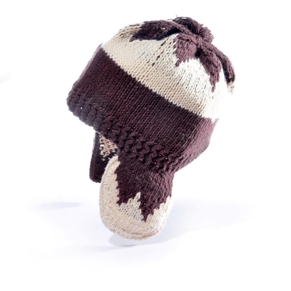 Black Egg Hat