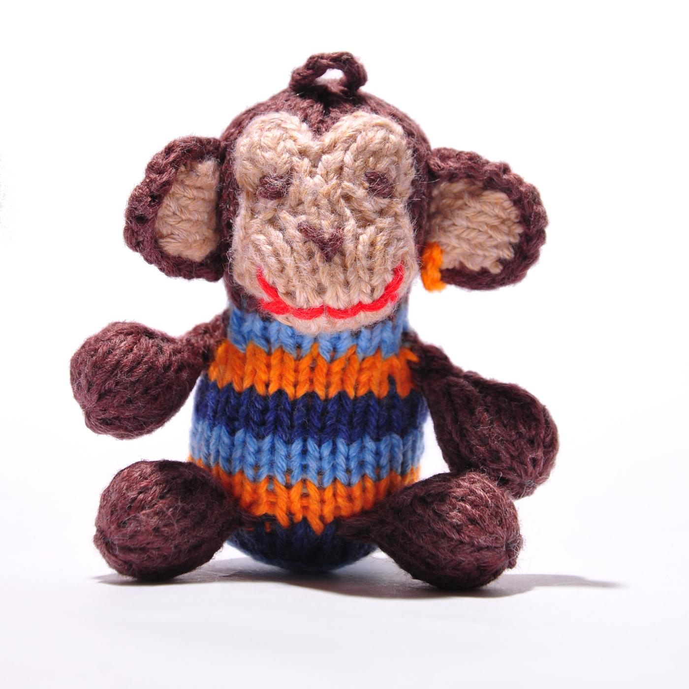 Monkey Baby Soft Toy