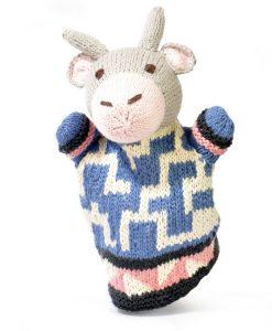 Buffalo Hand Puppet