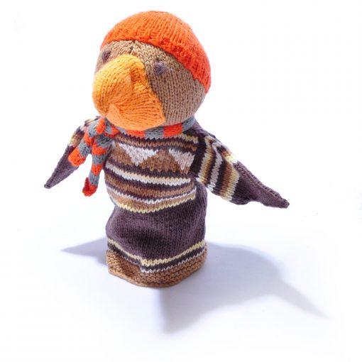 Eagle Hand Puppet by ChunkiChilli