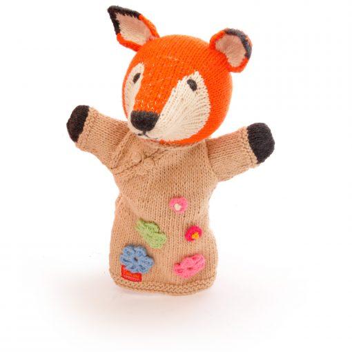 Fox Hand Puppet