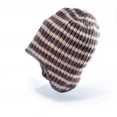 Grey Biggles Hat