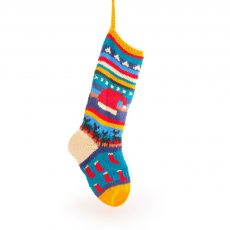 ChunkiChilli Hats Christmas Stocking