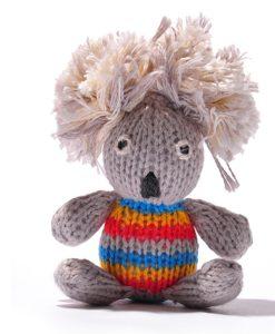 Hand Knitted Koala Baby