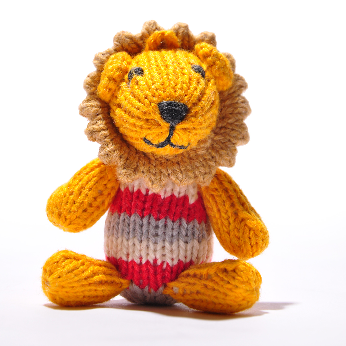 Lion Baby Soft Toy