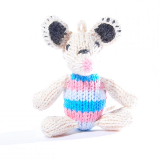 Mouse Baby Soft Toy