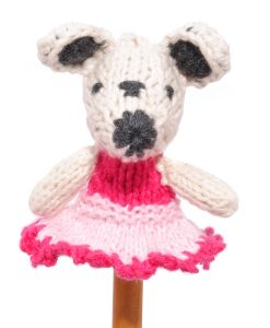 Mouse in Pink Twotone Top