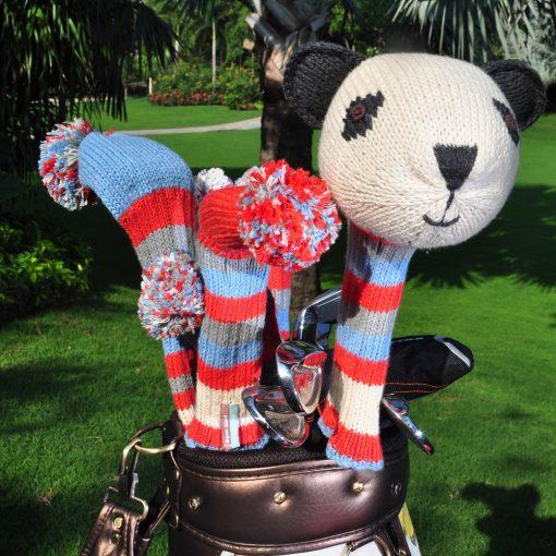 Golf Club Cover Set