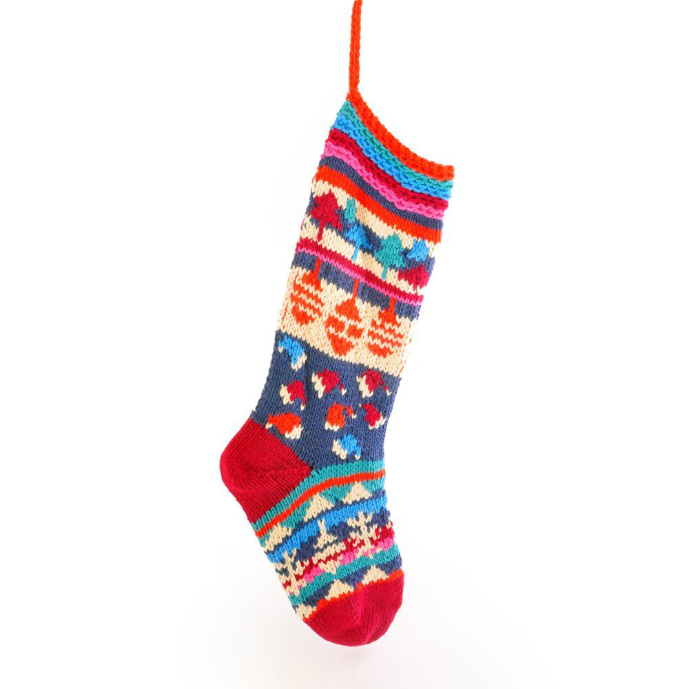 ChunkiChilli Party Christmas Stocking