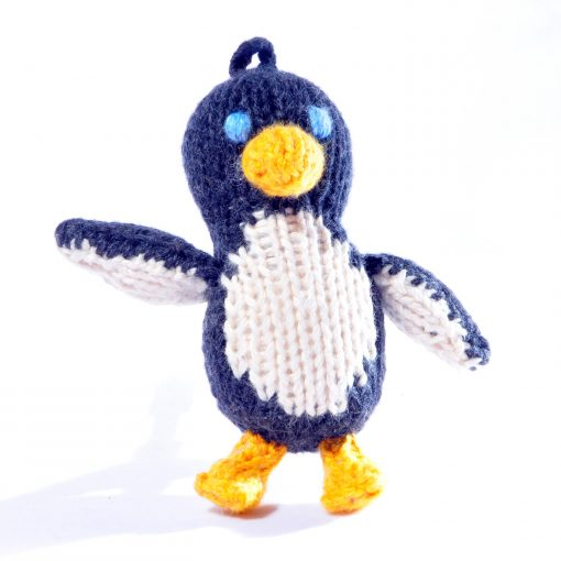 Penguin Baby Soft Toy