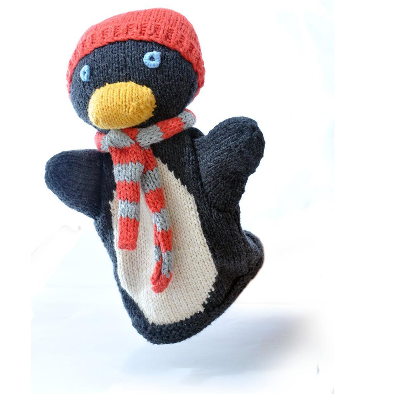 Penguin Hand Puppet