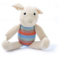 White Pig Soft Toy