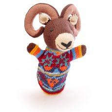 Ram Hand Puppet
