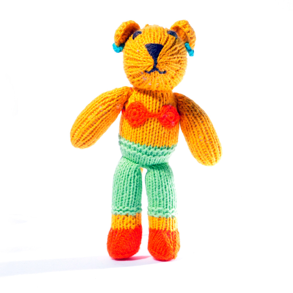 Toddler Lion Soft Toy