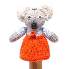 Koala Toddler Finger Puppet