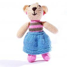 Toddler Polar Bear Soft Toy
