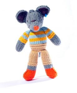 Toddler Mouse Soft Toy