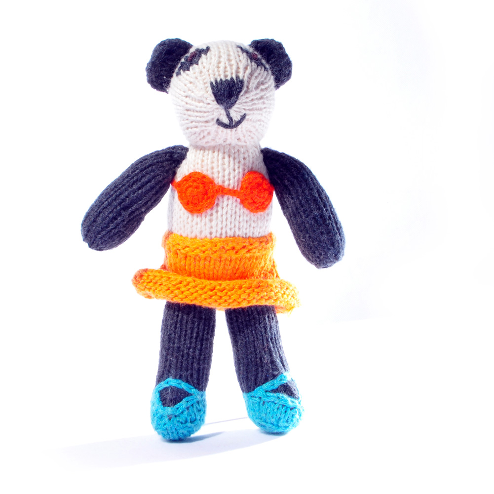 Toddler Panda Soft Toy