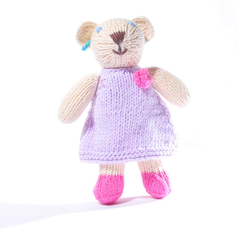 Polar Bear Toddler Toy