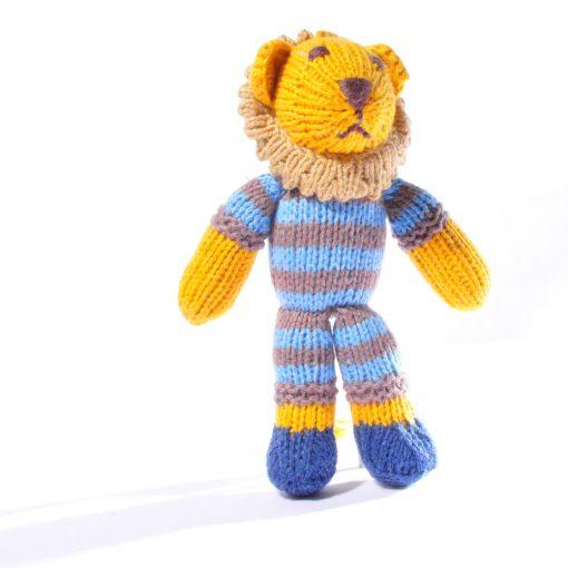Stripy Lion Toddler Toy