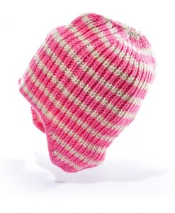 Pink Biggles Hat
