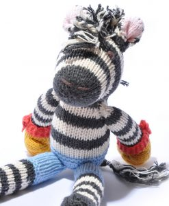 Zebra Soft Toy