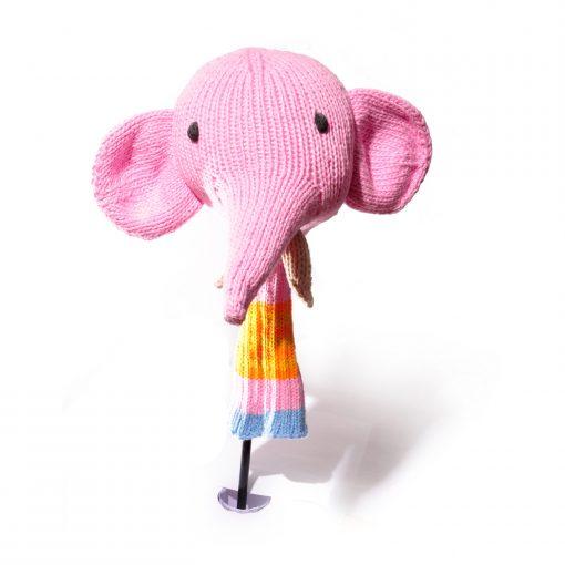 Elephant Head Golf Club Cover