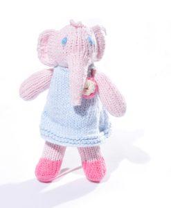 Elephant Toddler Soft Toy