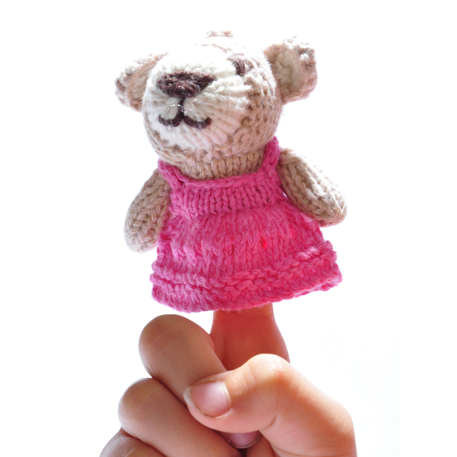 Baby Finger Puppets