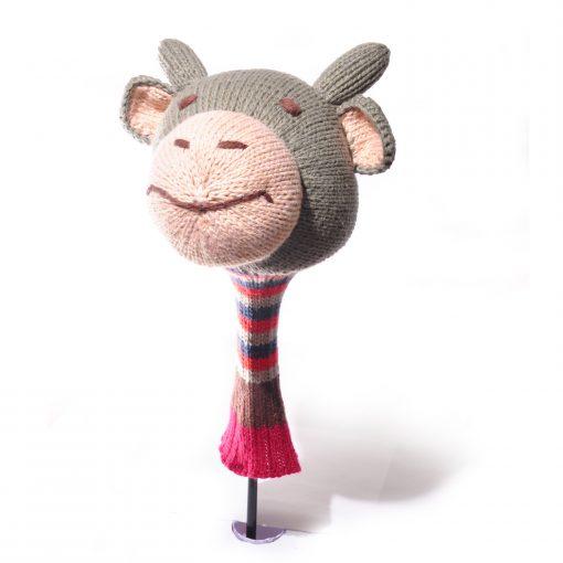 ChunkiChilli Cow Golf Club Cover