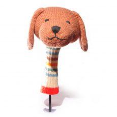 ChunkiChilli Dog Head Golf Club Cover