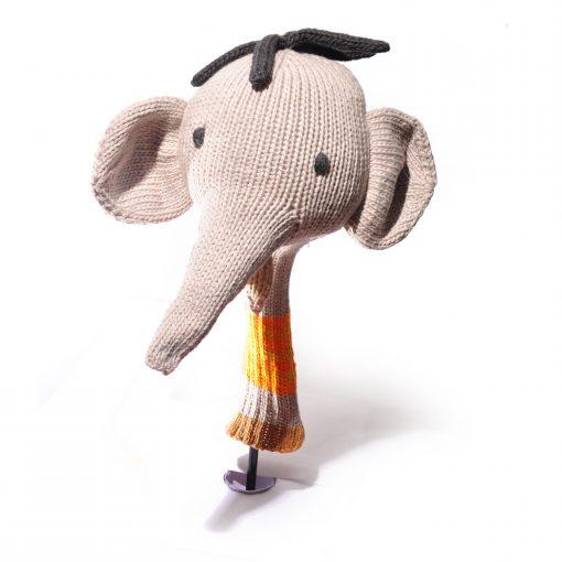 ChunkiChilli Elephant Golf Club Cover
