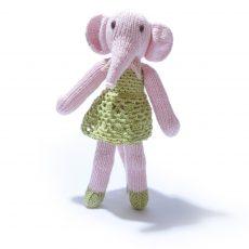 Ballet Elephant Soft Toy