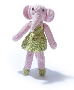 Ballet Elephant Soft Toy