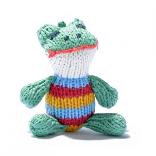 Frog Baby Soft Toy