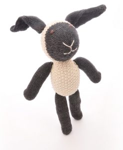 Organic Cotton Lamb Soft Toy