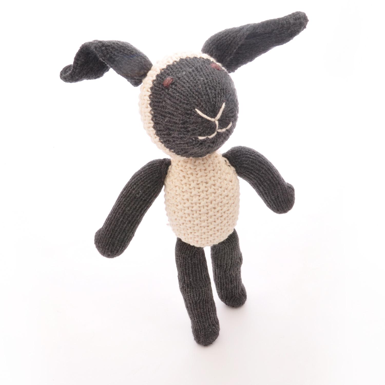 Organic Cotton Lamb Soft Toy
