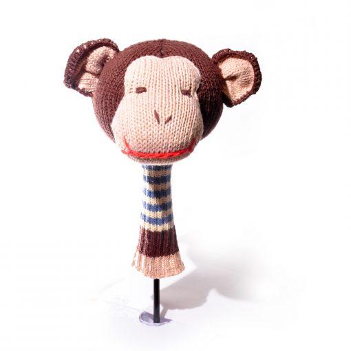 ChunkiChilli Monkey Head Golf Club Cover