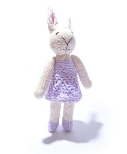 Rabbit Toy in Ballet Dress