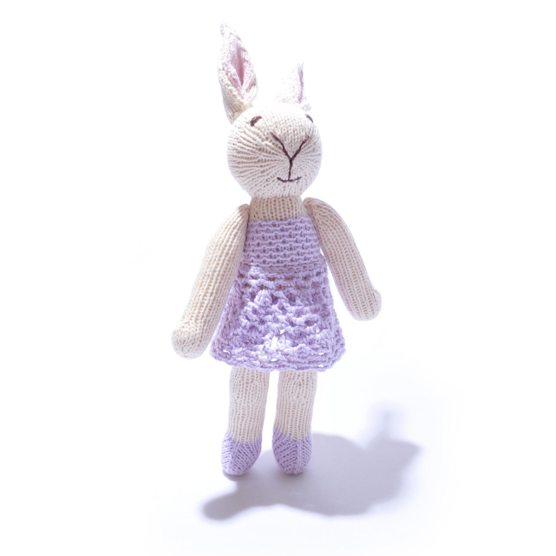 Rabbit Toy in Ballet Dress