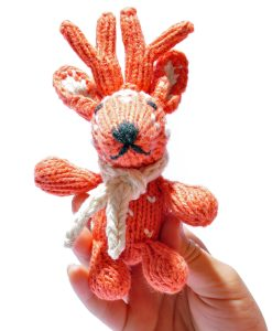 Reindeer Baby Soft Toy