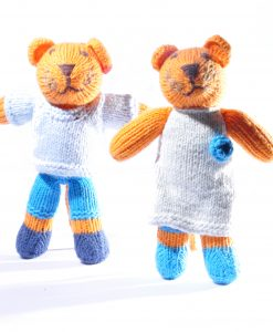 Matching Toddler Tiger Set