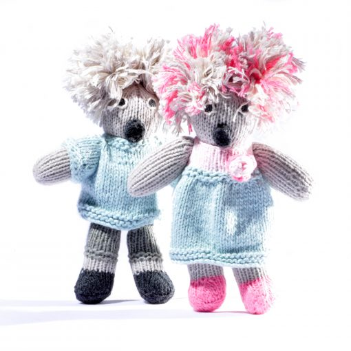 Pair of Koala Soft Toys