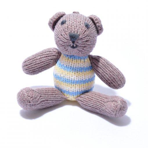 Organic Cotton Teddy by ChunkiChilli