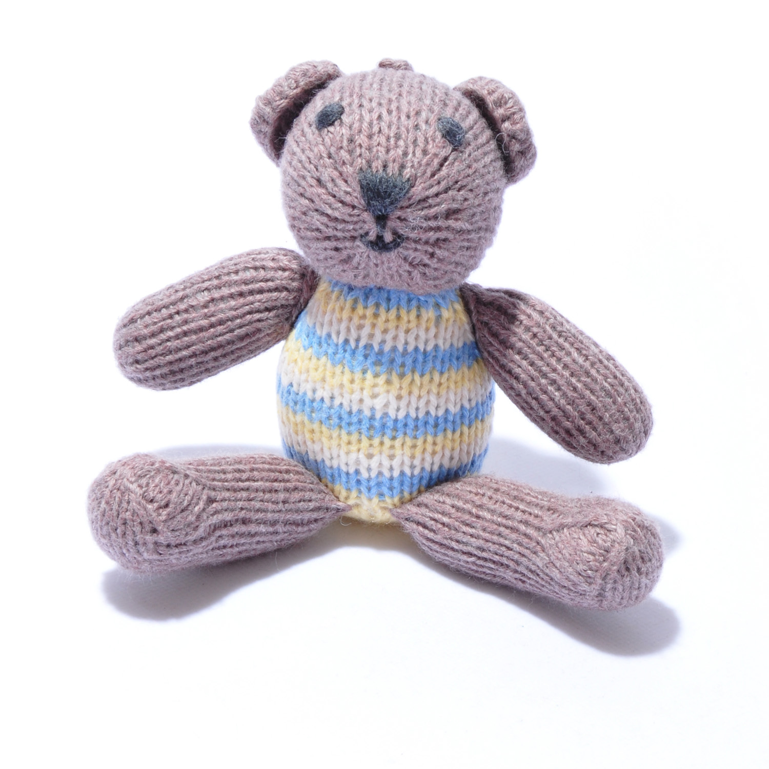 Organic Cotton Teddy by ChunkiChilli