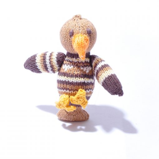 Organic Cotton Eagle Toddler Soft Toy
