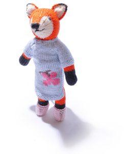 Organic Cotton Soft Toy by ChunkiChilli